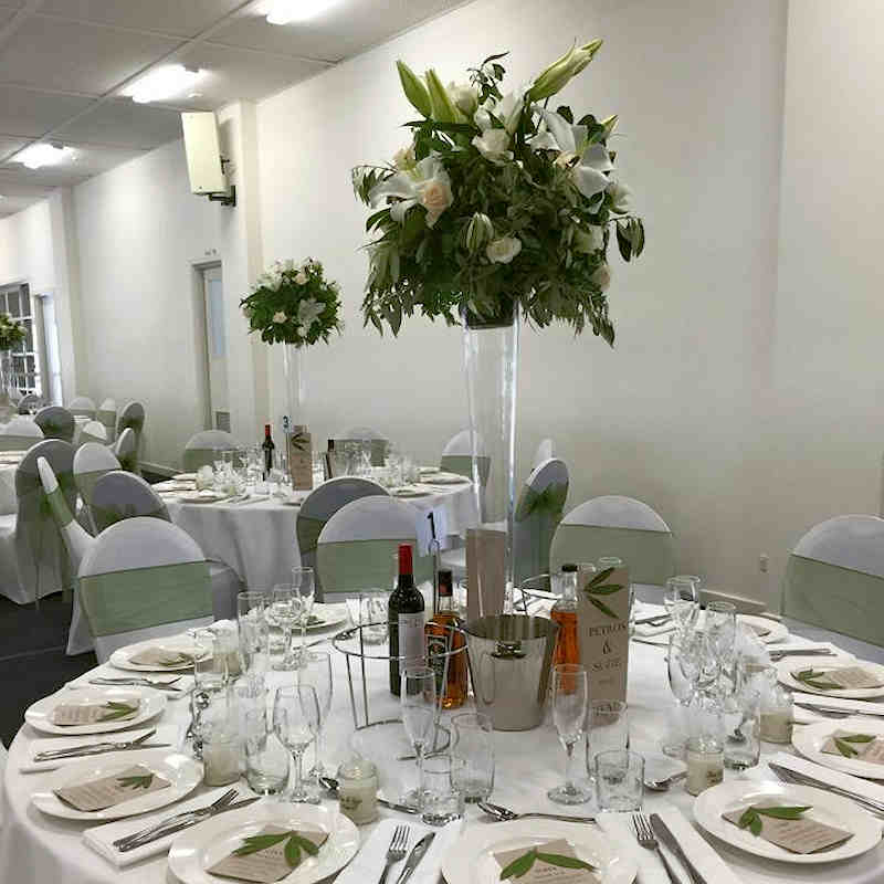 Hire Cone Vases 80cm Tall Only Wedding Hire Melbourne