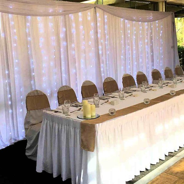 Bridal-Backdrop-with-Fairylights Hire