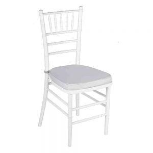 Tiffany White Chair Hire Melbourne
