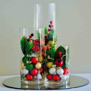 Vase Hire Melbourne - Vase Set