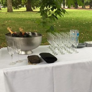 Wedding Hire Melbourne - Hire Champagne Bucket