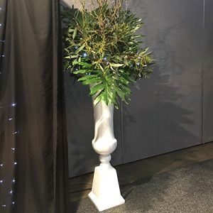 Wedding Hire Melbourne - Hire Pedestals High Gloss All In One 101cm High