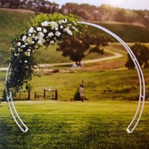 Wedding Hire Melbourne - Hire Round Wedding Arch