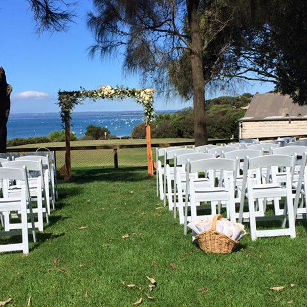 Wedding Hire Melbourne - Petal Cones