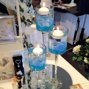 goblet stem vase hire melbourne