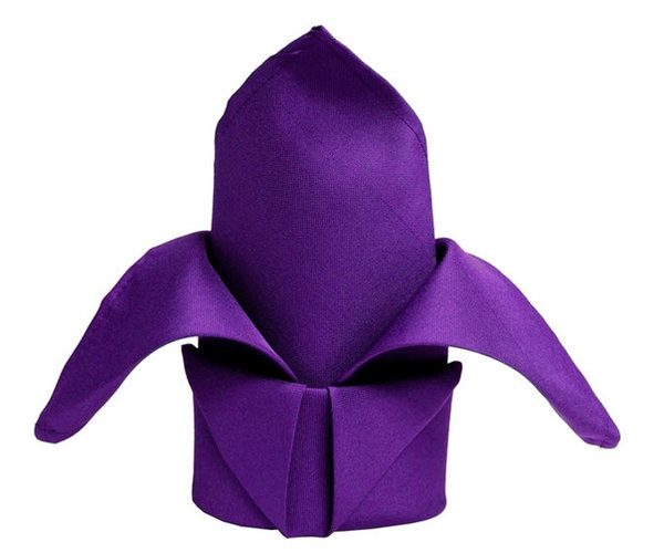 Purple-Linen-Napkin