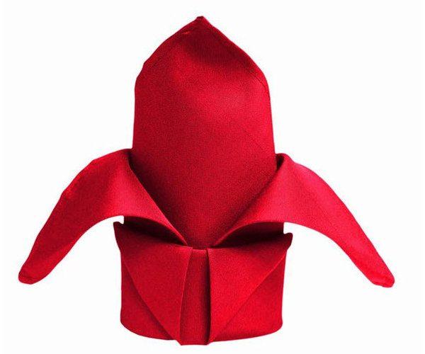 Red-Linen-Napkin