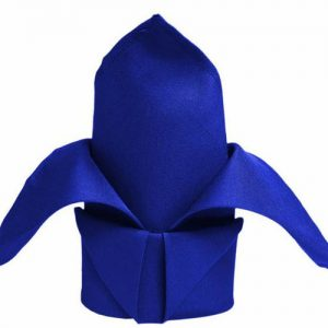 Royal-Blue-Linen-Napkin