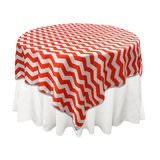 red-chevron-table-overlay