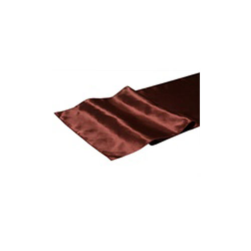 chocolate-brown-table-runner
