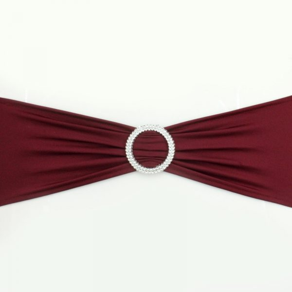 Burgundy Chair Band