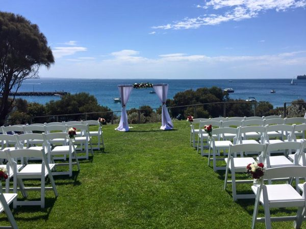 Wedding Ceremony Hire Package a
