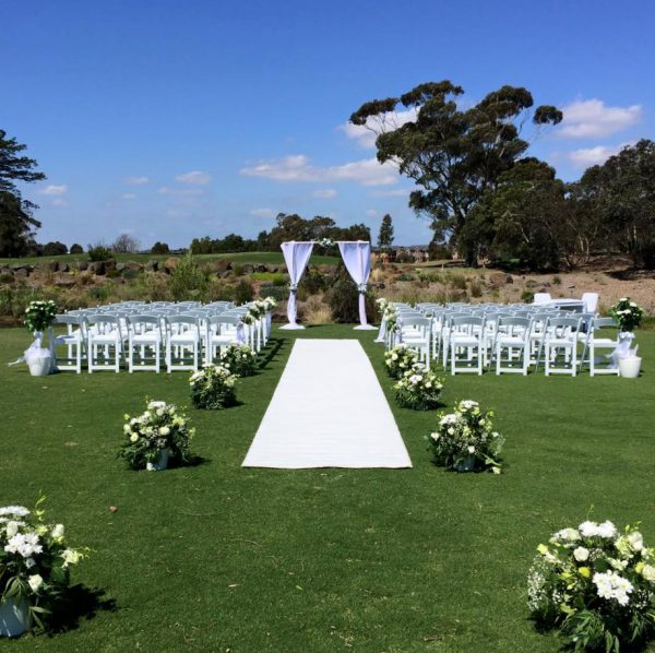 Wedding Ceremony Hire Package d