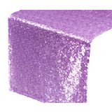lavener-lilac-sequin-table-runners hire