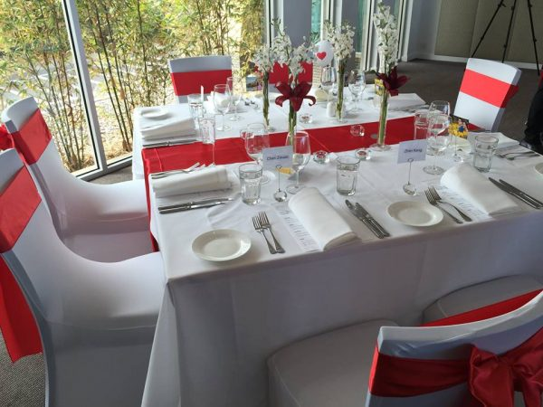 red-satin-sash-chair-cover
