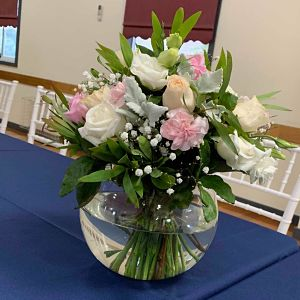 flower table centerpiece