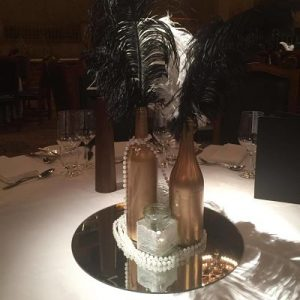 hire gatsby theme centerpiece melbourne