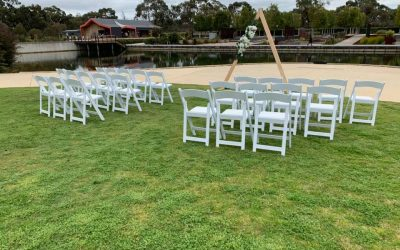 Weddings at Cranbourne Botanic Gardens
