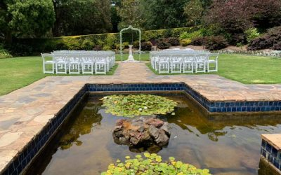 Pioneer Women's Garden Weddings