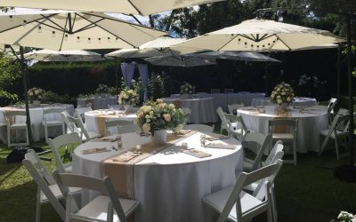 Wedding Table Decor Hire Melbourne