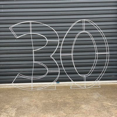 hire giant number 30 melbourne