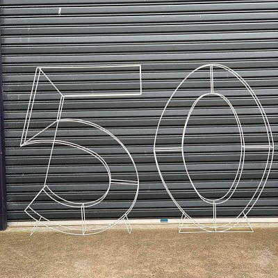 hire giant number 50 melbourne