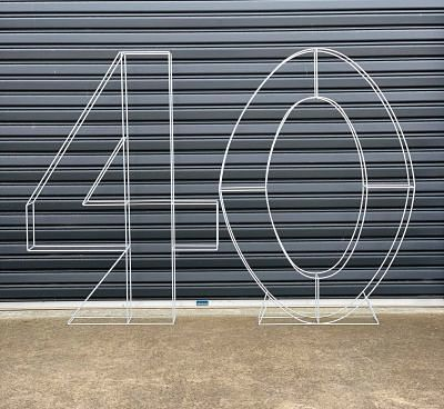 hire giant number 40 melbourne