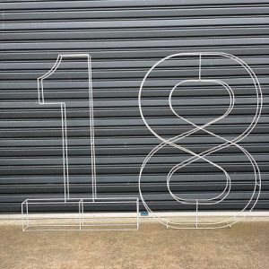 hire giant number 18 melbourne