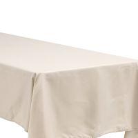 beige linen table cloth hire melbourne